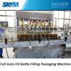 Automatische Speiseöl-Füllmaschine/füllender Produktionszweig