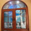 China-Fabrik-Preis-konzipiert Aluminiumrahmen-Fenster einfaches Bogen-Fenster