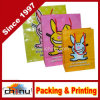 Personnalisé Papier Kraft imprimé un sac de shopping avec logo de l'impression (3235)