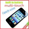 O telefone 4G Multi-Toca  telefone móvel capacitivo de WiFi Java da tela em 3.6