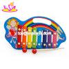 Neuer heißester Kinderkleiner Xylophone-hölzerne musikalische Spielwaren mit 8 Tastatur W07c064
