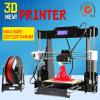 フィラメントのモニタデスクトップ3DプリンターキットのReprap Prusa I3 Mk8 DIY自己アセンブリ印刷のサイズ510*345*215mm