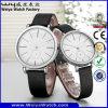 주문을 받아서 만드십시오 서비스 석영 형식 한 쌍 손목 시계 (Wy-088GA)를