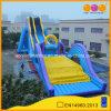 3 in 1 alta trasparenza di acqua gonfiabile gigante di Slideway per il gioco di sport (AQ1171)