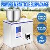 petite machine automatique de Subpackage des particules 100g pesant le dispositif remplissant