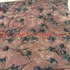 Tissu Tissu velours nuptiale. Burn out Tissu pour Robe en velours