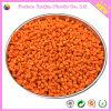 폴리에틸렌 플라스틱 원료를 가진 주황색 Masterbatch