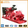 O jogo Diesel da bomba de água de 6 polegadas segue com o padrão de UL/Nfpa para a luta contra o incêndio (500GPM 60-100m)