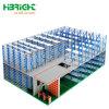 Сдвиньте назад склад поддон для установки в стойку для складских систем хранения данных