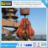 2018 Venda quente de casca de laranja hidráulico rotativo agarrar para parques de sucata metálica