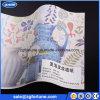 中国の製造者の安い泡立つ革パターン現代壁ペーパー、インクジェットプリントのための壁紙材料