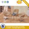 金属の家具3脚のシートのパブリックの待っている椅子(HX-SN8035)