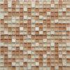 De Tegel van het Mozaïek van het Glas van de Badkamers van de Douche van de Muren van de Lage Prijs van de goede Kwaliteit