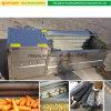 La Patata de hortalizas Rábano de yuca Zanahoria Yam Taro arandela máquina dispensador
