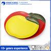 Crear la placa de ensalada para requisitos particulares del mismo tamaño de la melamina del alimento del servicio de mesa