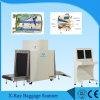 38mm de Scanner van de Bagage van de Röntgenstraal van de Penetratie van het Staal met High-Energy/Low-Energy voor Regering