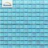 Mosaico blu esterno della pavimentazione del raggruppamento di colore di vendita di figura calda del quadrato