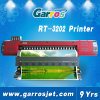 Stampatrice laminata del PVC di Garros 3.2m con 2 teste Dx5