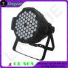 Stade professionnel 54X3w RGBW DMX LED PAR lampe