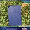 Грубая текстура голубым покрытием порошковое покрытие краской