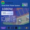 1kw Tagesverbrauch-kleines SolarStromnetz des Panel-3.6kwh