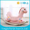 Jouets en plastique à la maison de bébé de cheval d'oscillation de meubles d'Orkindergarten de matériel pour le gosse