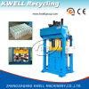 Prensa inútil del algodón/máquina de embalaje usada del paño/algodón del diseño del compartimiento/prensa de elevación de las lanas