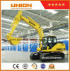 El rendimiento de alto costo de la excavadora sobre orugas Sunion Dls160-9