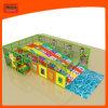 Cour de jeu de glissière de tube de centre de jeu de jeu d'enfants