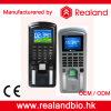 Sistemas biométricos de la atención del tiempo del control de acceso de la tarjeta de la huella digital RFID de Realand