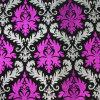 Couro sintético do plutônio do Glitter maravilhoso para sapatas, sacos, mobília, decoração, vestuário (HS-Y110)