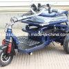 بالغ [350و] [فولدبل] ثلاثة عجلات كهربائيّة درّاجة ناريّة حركية [سكوتر] [س]