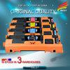 Cartucho de toner colorido HP Q3960A Q3961A Q3962A Q3962A de alta qualidade compatível com alta qualidade para HP Color Laserjet 2550 2820 2840