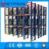 Racks de paletes com capacidade de armazenamento de alta densidade de armazenamento