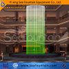 Fontaine décorative de rideau en eau de Digitals d'éclairage LED européen de type