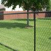 Acero inoxidable/PVC cerco de malla de alambre galvanizado Metal eslabones de cadena de valla de seguridad para la granja/Jardín