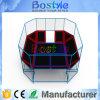 Trampolín comercial de múltiples funciones, base al aire libre del trampolín de los cabritos