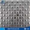 Het zilveren Mozaïek van het Glas van de Decoratie voor Muur en Vloer