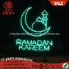 Indicatore luminoso della corda di Ramadan illuminato LED Kareem per la decorazione esterna