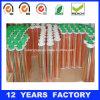 Lingote serrado auto-adhesivo de la alta calidad y cinta de cobre de la hoja del caracol