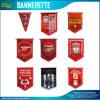 Сувенир Bannerette, вымпел сувенира, знамя миниатюры сувенира