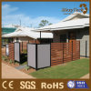 China-Lieferanten-zusammengesetzter hölzerner Bildschirm-Zaun für Australien-Markt