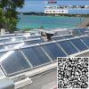 Série térmica solar não pressurizada de Sfm do coletor de Suntask