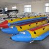 PVC Inflatable Banana Boat di Liya da vendere Water Banana Boat