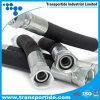 Flexibles hydrauliques avec fil en acier haute résistance