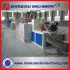Ligne d'extrusion de pipe de PVC UPVC de plastique