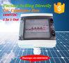 Cadres intelligents de combinateur du cadre 200VDC de combinateur de picovolte