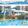 Outdoor Water Slide Large Playgrounds Équipement de glissière FRP (M11-05102)