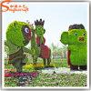 Venta caliente Jardín Artificial decorativa plantas Topiary Ornamental