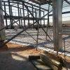 Strutture prefabbricate per lo stabilimento chimico